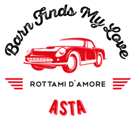 BARN FINDS MY LOVE - ROTTAMI D'AMORE